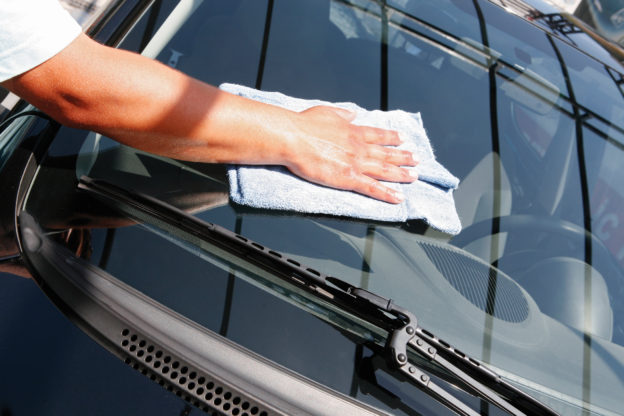 car glass repair San Diego